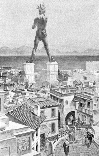 7 Keajaiban Dunia Zaman Kuno [ www.BlogApaAja.com ]