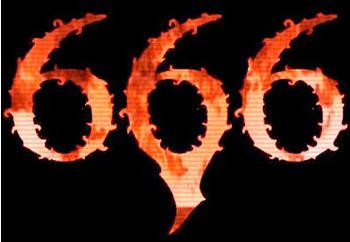 Mistery 666 Dan Satanic Symbols.
