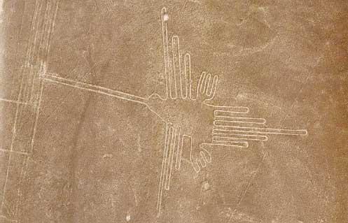 Misteri garis Nazca