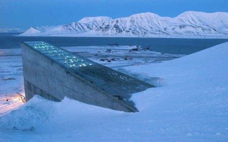 Foto-Foto Kubah Kiamat Di Kutub Utara