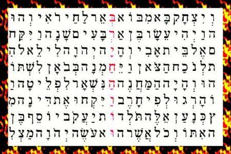 Kode Rahasia dalam Alkitab
