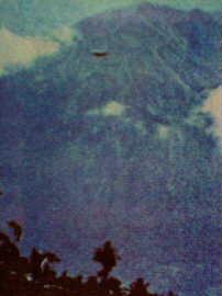 7 Penampakan U.F.O. Di Indonesia