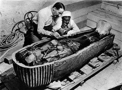 Misteri Kutukan Raja Tutankhamen - munsypedia