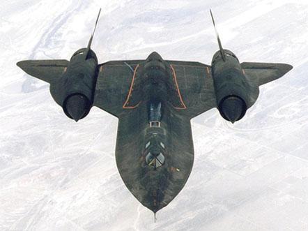 pesawat, sr-71