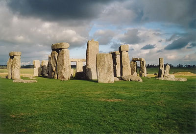 Sejarah dan Asal dari Monumen Bersejarah Stonehenge