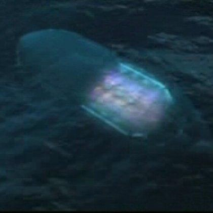 Unidentified Submarine Object
