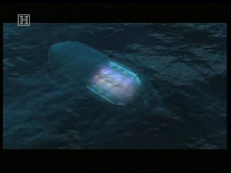 атаки нло на подводные лодки